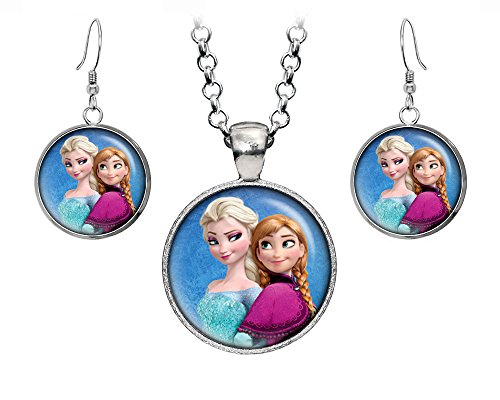 """-10% Off- purchases of two or more items from my amazon shop. For more pendant necklaces and earrings check out my other listings by clicking the """"Wearable ..."""
